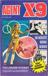 Cover for Agent X9 (Interpresse, 1976 series) #5
