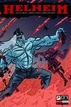 Cover Thumbnail for Helheim (2013 series) #1 [Flood of Blood Variant]
