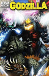 Cover Thumbnail for Godzilla (2012 series) #11 [Incentive Matt Frank Variant Cover]