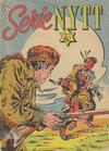 Cover for Serie-nytt [Serienytt] (Formatic, 1957 series) #38/1958