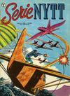 Cover for Serie-nytt [Serienytt] (Formatic, 1957 series) #44/1960