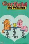 Cover for Garfield og venner (Semic, 1989 series) #6/1989