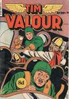 Cover for Tim Valour Comic (H. John Edwards, 1951 ? series) #10
