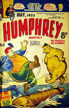Cover for Humphrey Monthly (Consolidated Press, 1950 ? series) #9
