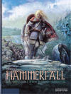 Cover for Hammerfall (Dupuis, 2007 series) #1 - La peine du serpent