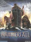 Cover for Hammerfall (Dupuis, 2007 series) #2 - Les ombres du Svartalaheim
