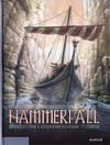 Cover for Hammerfall (Dupuis, 2007 series) #3 - Les gardiens d'Elivagar