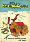 Cover for Kalle Anka & C:o (Hemmets Journal, 1957 series) #2/1965