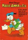 Cover for Kalle Anka & C:o (Hemmets Journal, 1957 series) #4/1965
