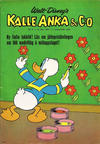 Cover for Kalle Anka & C:o (Hemmets Journal, 1957 series) #8/1965