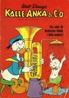 Cover for Kalle Anka & C:o (Hemmets Journal, 1957 series) #33/1965