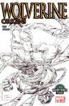 Cover for Wolverine: Origins (Marvel, 2006 series) #6 [Wizard World Texas Sketch Variant by Joe Quesada]