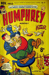 Cover for Humphrey Monthly (Consolidated Press, 1950 ? series) #15