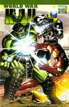 Cover for World War Hulk (Marvel, 2007 series) #1 [Variant Edition]