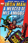 Cover for Marvel Gold. Iron Man: A Merced de Mis Amigos (Panini España, 2013 series)