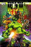 Cover for World War Hulk (Marvel, 2007 series) #1 [Aspen Comics Exclusive Variant by Michael Turner]