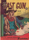 Cover for The Fast Gun (Yaffa / Page, 1967 ? series) #40