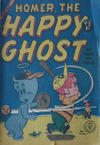 Cover for Homer, the Happy Ghost (Horwitz, 1956 ? series) #2