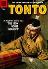 Cover for The Lone Ranger's Companion Tonto (Dell, 1951 series) #26 [15¢]