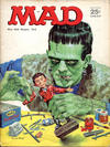 Cover for MAD (EC, 1952 series) #89 [25 c cover price]