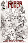 Cover for Cyber Force (Image, 2012 series) #1 [Cover B Kickstarter Exclusive]