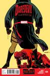Cover for Daredevil (Marvel, 2011 series) #25