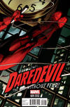 Cover for Daredevil (Marvel, 2011 series) #25 [Adam Kubert]
