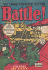 Cover for Battle! (Horwitz, 1954 ? series) #15