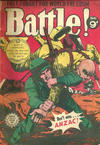 Cover for Battle! (Horwitz, 1954 ? series) #21