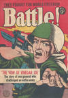 Cover for Battle! (Horwitz, 1954 ? series) #23