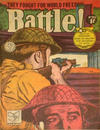 Cover for Battle! (Horwitz, 1954 ? series) #38