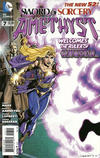Cover for Sword of Sorcery (DC, 2012 series) #7