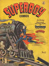 Cover for Superboy (K. G. Murray, 1949 series) #12