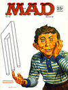 Cover for MAD (EC, 1952 series) #93 [25¢]