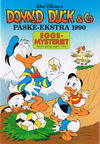 Cover for Donald Duck & Co Ekstra [Bilag til Donald Duck & Co] (Hjemmet / Egmont, 1985 series) #påske 1990