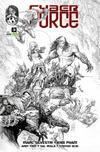 Cover for Cyber Force (Image, 2012 series) #3 [Cover B Kickstarter Exclusive]