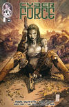 Cover for Cyber Force (Image, 2012 series) #4 [Cover A]
