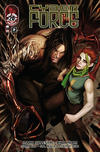 Cover for Cyber Force (Image, 2012 series) #2 [Cover D by Stjepan Sejic]