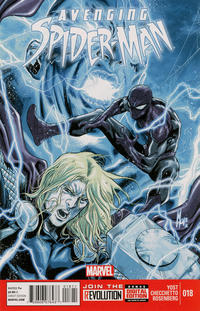 Cover Thumbnail for Avenging Spider-Man (Marvel, 2012 series) #18 [Direct Edition]