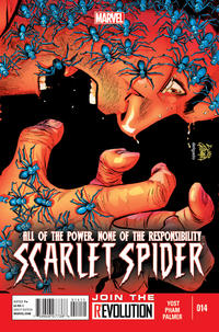 Cover Thumbnail for Scarlet Spider (Marvel, 2012 series) #14