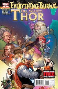 Cover Thumbnail for The Mighty Thor (Marvel, 2011 series) #22