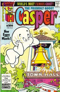 Cover Thumbnail for The Friendly Ghost, Casper (Harvey, 1986 series) #248