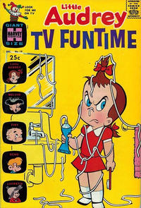 Cover Thumbnail for Little Audrey TV Funtime (Harvey, 1962 series) #19