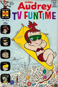 Cover Thumbnail for Little Audrey TV Funtime (Harvey, 1962 series) #20