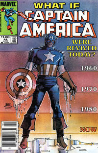 Cover Thumbnail for What If? (Marvel, 1977 series) #44 [Newsstand Edition]