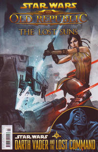 Cover Thumbnail for Star Wars: The Old Republic (Egmont, 2012 series) #3/2012