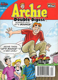 Cover Thumbnail for Archie (Jumbo Comics) Double Digest (Archie, 2011 series) #220