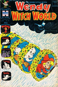 Cover Thumbnail for Wendy Witch World (Harvey, 1961 series) #24