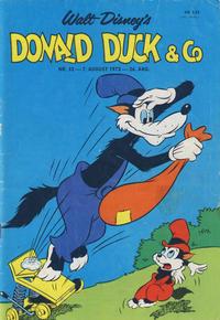 Cover Thumbnail for Donald Duck & Co (Hjemmet / Egmont, 1948 series) #32/1973
