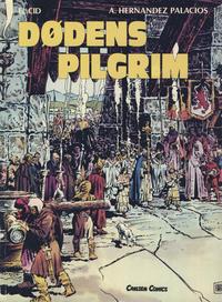 Cover Thumbnail for El Cid (Carlsen, 1981 series) #2 - Dødens pilgrim